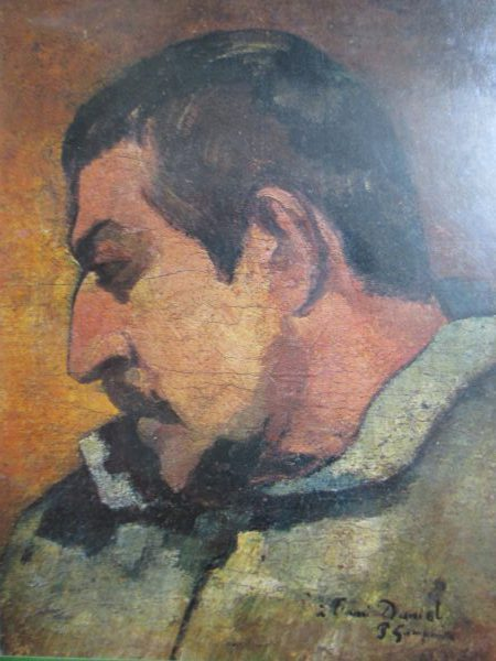ゴーギャンの自画像