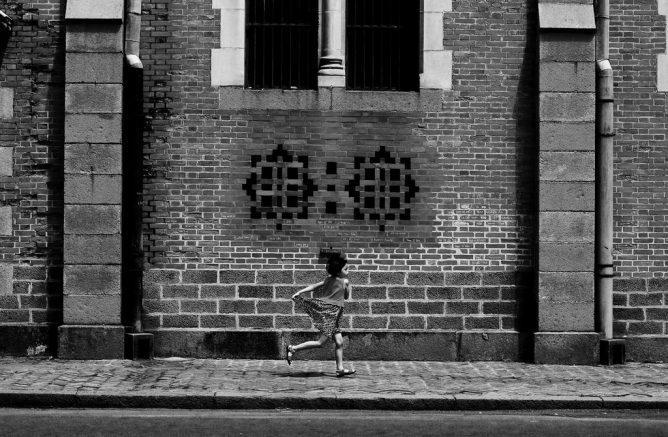 子供 走る