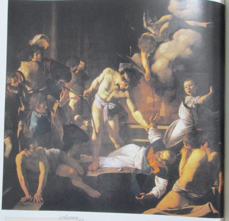 聖マタイの殉教