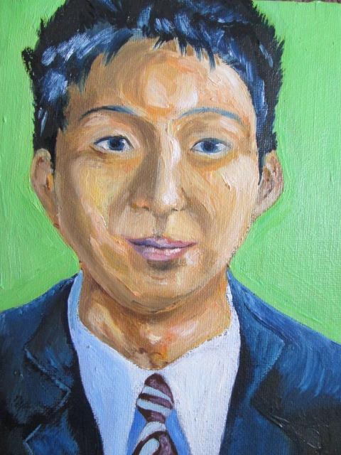 善養寺の肖像画