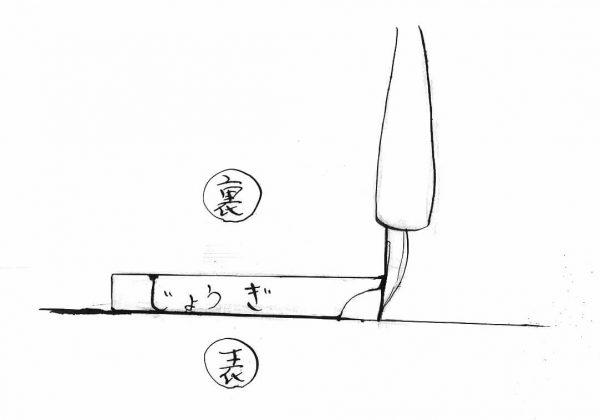 漫画道具アナログ定規