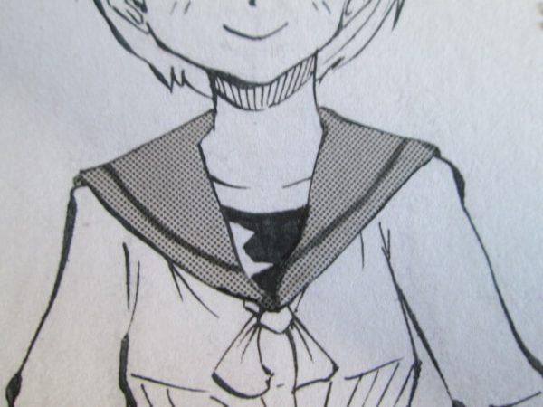 漫画道具アナログ トーン