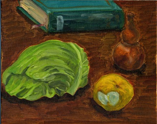 初期油彩画