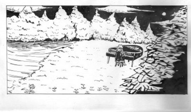 漫画「月光」の1シーンの画像