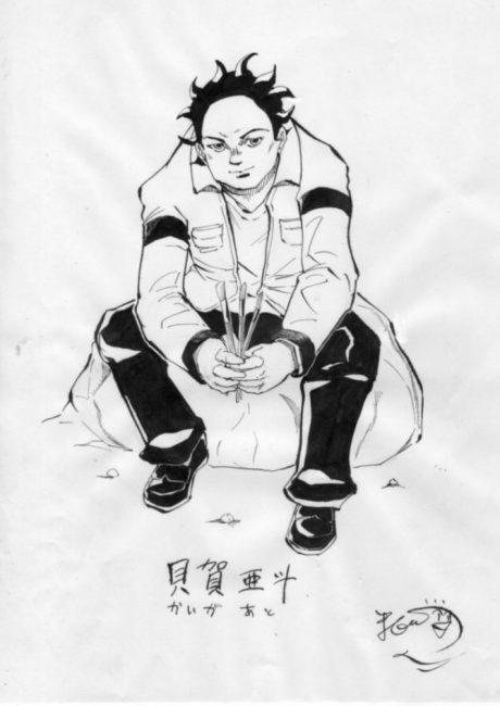 漫画 キャラクター