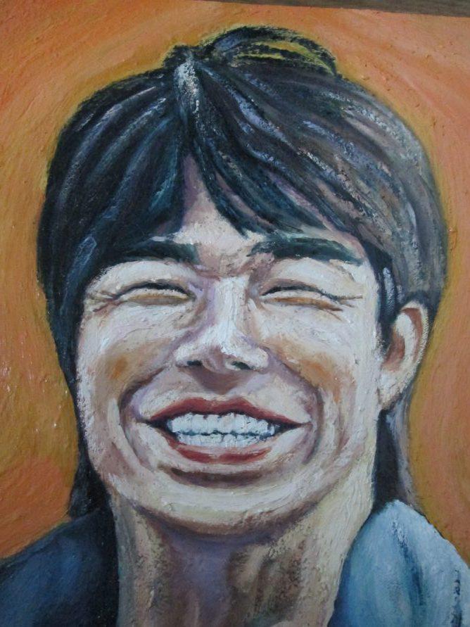 イノッチの肖像画