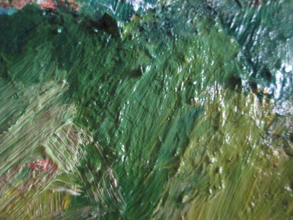 緑 絵の具