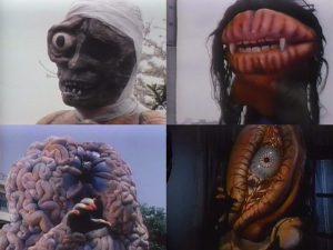バロム1のドルゲ魔人の顔画像