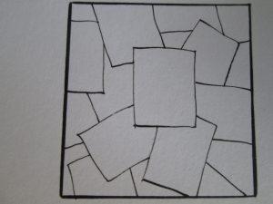 カケアミ 正方形