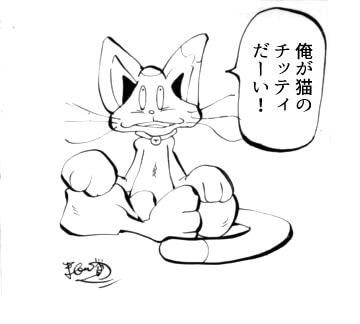 猫のチッティ
