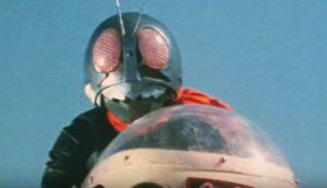 旧1号仮面ライダーの画像