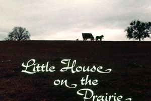 大草原の小さな家旅立ちの冒頭シーンの画像