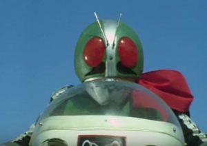 仮面ライダー新1号の画像
