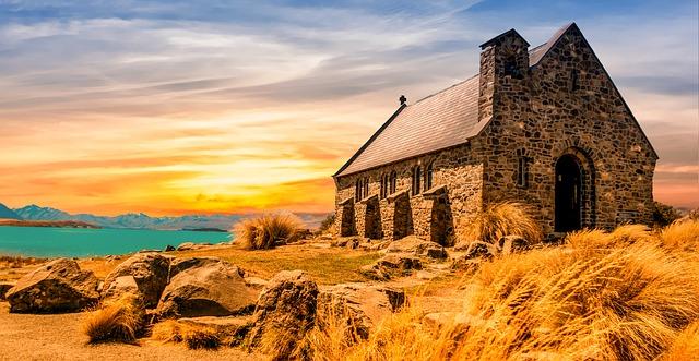 大草原の小さい家 ローラの祈り 教会