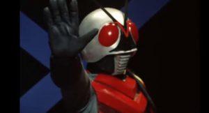 仮面ライダーXの画像