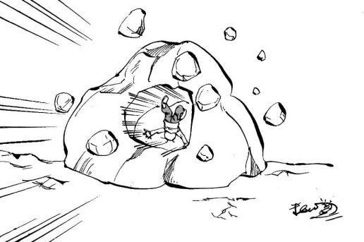 手塚治虫 マンガの描き方 漫画絵のウソ