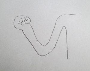 漫画の人体の描き方 筋肉と骨格