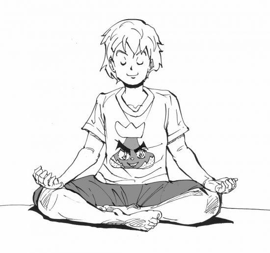 瞑想 やり方 準備
