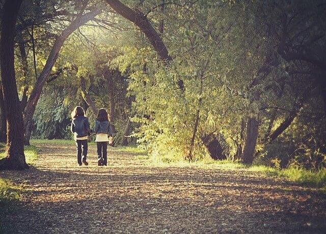 散歩 アイデア創出法