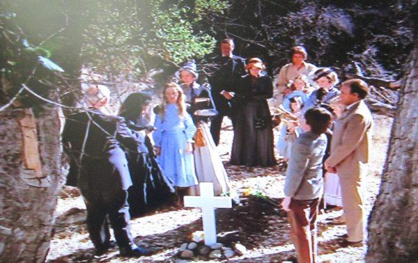 大草原の小さな家 兵士の帰還 ラストカット