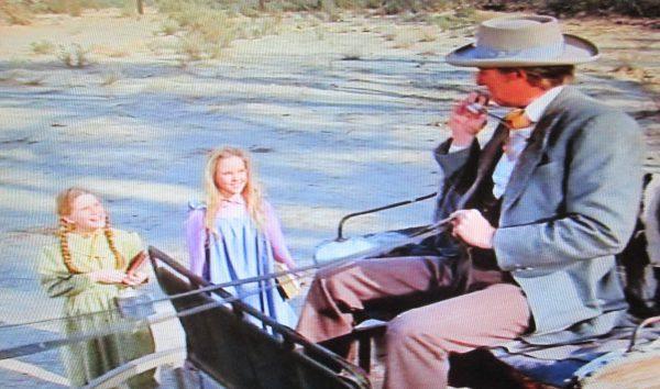 大草原の小さな家 兵士の帰還 メアリー ローラ グランヴィル