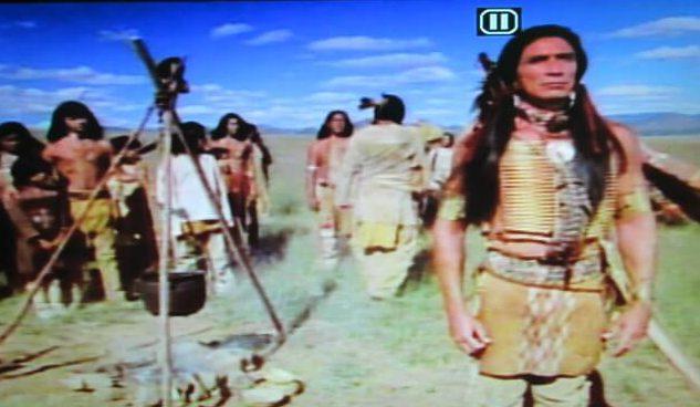 大草原の小さな家,インディアン