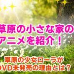 大草原の小さな家,アニメ