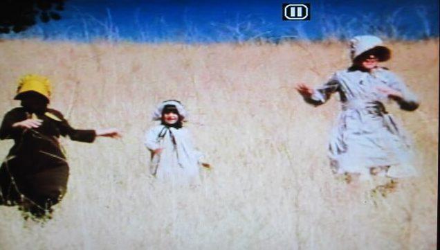 大草原の小さな家,すばらしい収穫
